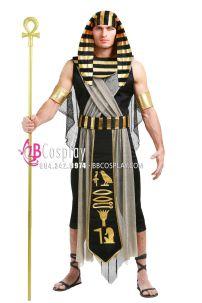 Trang Phục Vua Ai Cập Nam Xịn Xò