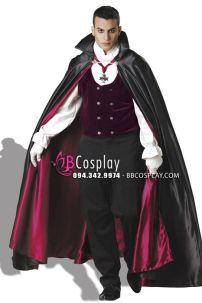 Trang Phục Ma Cà Rồng - Dracula