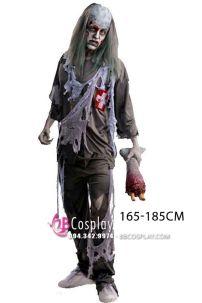 Trang Phục Bệnh Nhân Ma Zombie