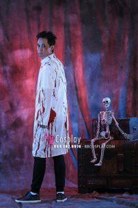 Trang Phục Bác Sĩ Ma Halloween Cho Nam