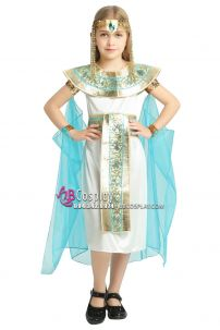 Trang Phục Nữ Thần Ai Cập Cho Bé Gái