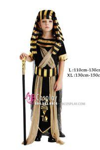 Đồ Pharaon Vua Ai Cập Cho Bé