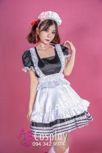 Trang Phục Siêu Sailor Maid 6 - Nàng Hầu Thủy Thủ Nhật Bản