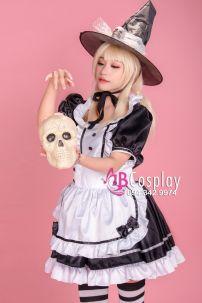 Trang Phục Siêu Sailor Maid 7 - Nàng Hầu Thủy Thủ Nhật Bản