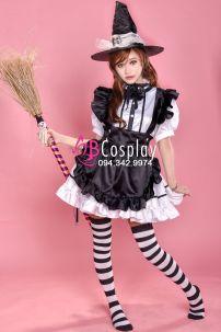 Trang Phục Siêu Sailor Maid 8 - Nàng Hầu Thủy Thủ Nhật Bản