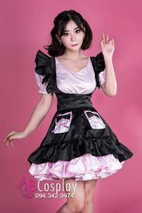 Trang Phục Siêu Sailor Maid 9 - Nàng Hầu Thủy Thủ Nhật Bản