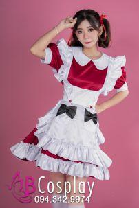 Trang Phục Siêu Sailor Maid 10 - Nàng Hầu Thủy Thủ Nhật Bản