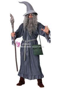 Bộ Râu Tóc Phù Thủy Gandalf - Chúa Tể Những Chiếc Nhẫn