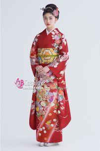 Kimono Chuẩn Nhật