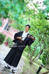 Kimono Nam Chuẩn Nhật Mẫu Mới