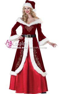 Trang Phục Bà Già Noel
