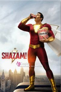 Trang Phục Shazam Siêu Anh Hùng DC Comics