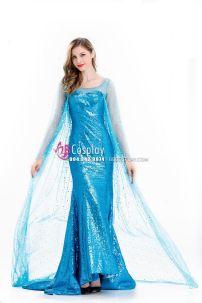 Trang Phục Nữ Hoàng Băng Giá Elsa