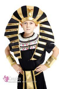 Pharaoh Trang Phục Vua Ai Cập Cho Bé Trai
