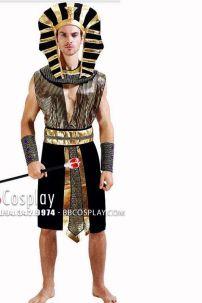 Trang Phục Ai Cập Nam Hở Ngực