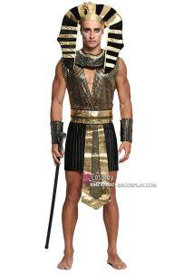 Trang Phục Ai Cập Nam Hở Ngực - Gymer