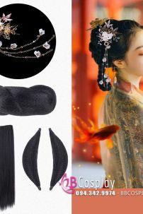 Tóc Cổ Trang Cosplay Trung Quốc
