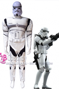 Đồ Stormtrooper Cơ Bắp - Star Wars
