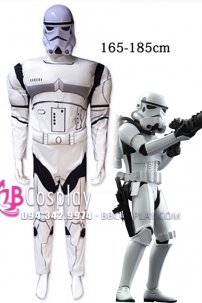 Đồ Cosplay Stormtrooper - Star Wars