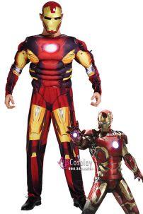 Đồ Iron Man Cơ Bắp