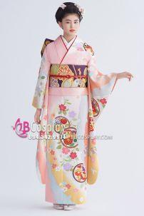 Đồ Kimono Nhật Bản - Chuẩn Nhật