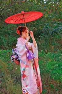 Đồ Kimono Nhật Bản