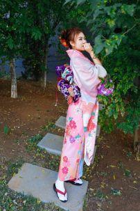 Kimono Truyền Thống Chuấn Nhật