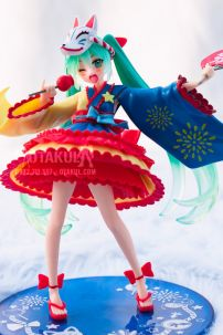 Mô Hình Figure Hatsune Miku Figure 2nd Season Summer Ver