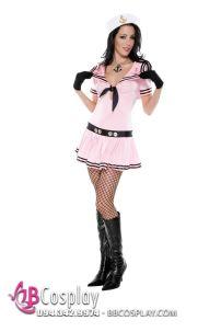 Trang Phục Thủy Thủ Sexy Kiểu Lolita
