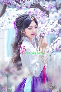 Chụp Ảnh Hanbok