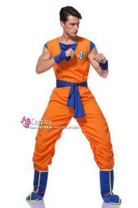 Bộ Trang Phục Cosplay Son Goku Người Lớn