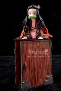 Mô Hình Figure Kismetsu No Yaiba Up Art Mini - Kamado Nezuko