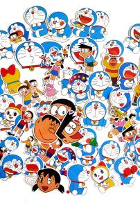 Bộ Sticker Hình Doraemon
