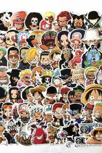 Bộ Sticker Hình One Piece