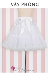 Váy Phồng Lolita