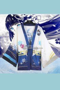Haori Âm Dương Sư Nữ Chúa Tuyết Yuki-onna (thanh Lý)