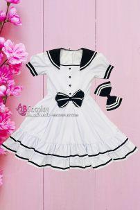 Đầm Lolita Hàng May Vải Đẹp