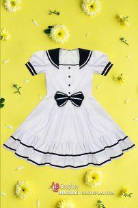Đầm Thuỷ Thủ Lolita Mẫu Mới