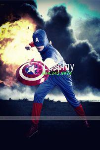 Đồ Captain American 1