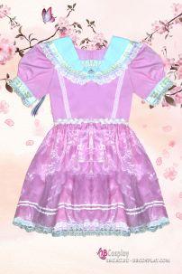 Đầm Lolita Hồng Mẫu Mới