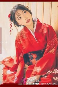 Kantai Collection Kimono - Yuudachi Poi
