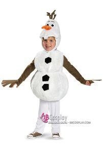 Đồ Olaf Người Tuyết Trẻ Em 100-110-120-130