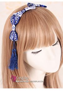 Băng Đô Cài Tóc Trung Hoa Lolita