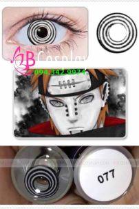 Lens Cosplay 077 (Naruto: Madara Uchiha Pein Rinnegan)