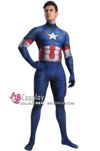 Đồ Captain America Độn Thun Bốn Chiều