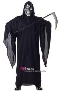 Thần Chết Kinh Dị - Horror Robe Grim Reaper Costume