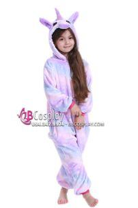 Trang Phục Unicorn Pinky Cho Bé 100-110-120-130-140