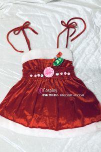 Trang Phục Noel Cho Bé Gái Từ 80cm Tới 110cm