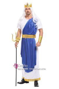 Trang Phục Thần Biển Cả Poseidon