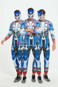 Trang Phục Robot Transformers Optimus